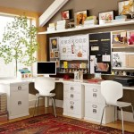 home office aconchegante