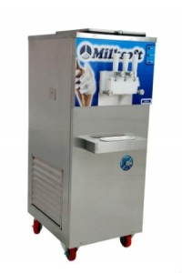 maquina de sorvete de casquinha