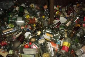 como reciclar vidro