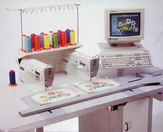 maquina bordados