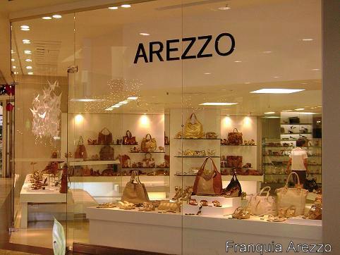 loja de calçados-fraquia arezzo