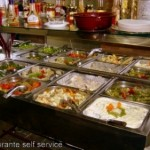 Como montar um restaurante self service
