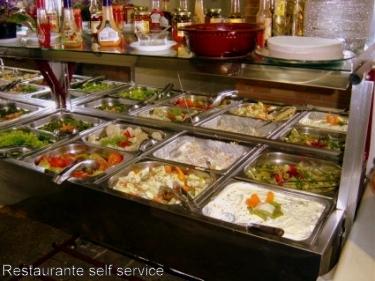 restaurante self service-por kilo