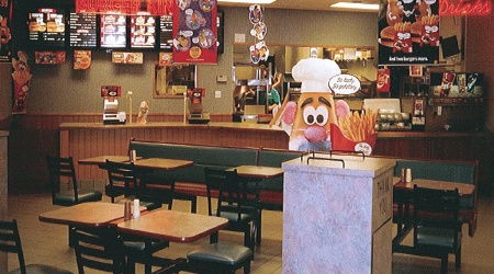 Franquias Burger King