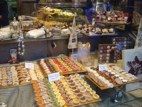 franquias de doces e bolos