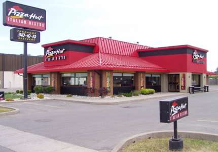 pizzaria Pizza Hut