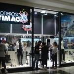 Franquia Poderoso Timão, a loja do Corinthians