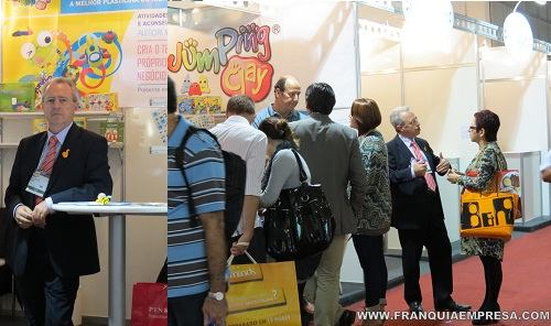 Franquia Jumping Clay ABF 2012 SP