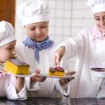 Franquia MiniChefs culinária infantil
