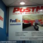 Franquia PostNet: Gráfica rápida e serviços