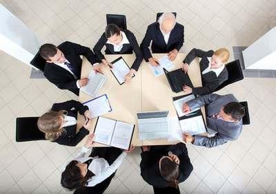 reunião eficiente