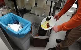 desperdício em restaurantes