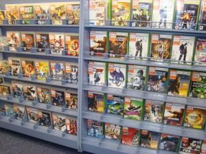 loja de games