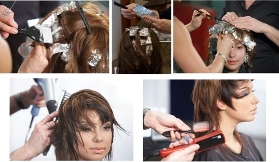 como tingir cabelo
