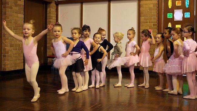 escola de balet