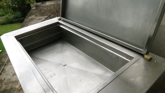 maquina de picolé inox