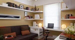 escritório em casa decora