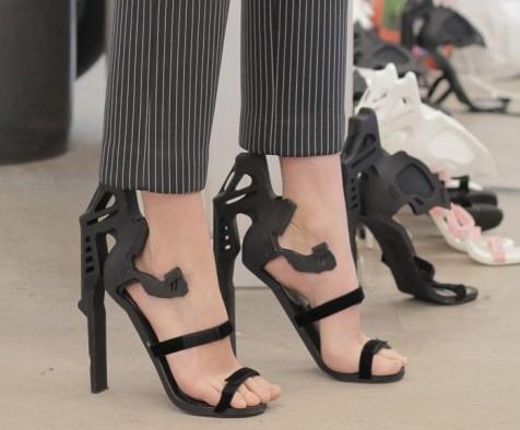 sapatos 3D