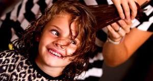 corte de cabelo infantil