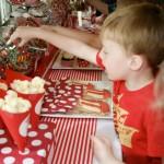 Como montar um buffet de festa infantil