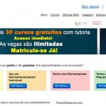Cursos gratuitos do Sebrae