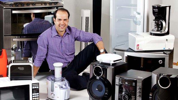 fundador da ricardo eletro
