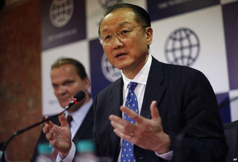 presidente do banco mundial