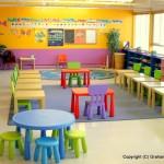 creche infantil sala de atividades