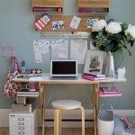 home office feminino simples