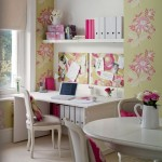 home office romantico feminino