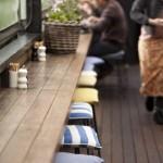 restaurante almofadas