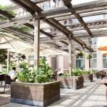 restaurante ar livre