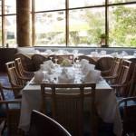 restaurante cadeiras de bambu