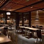 restaurante estilo oriental