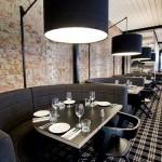 restaurante xadrez e tijolos