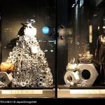 vitrine de natal Tokio