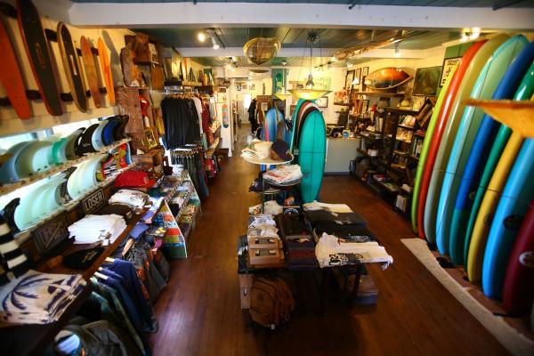 franquias de moda praia sportwear