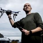 Fabricante de drones incentiva a largar os estudos